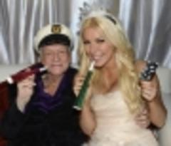hugh hefner's marriage in crisis because crystal harris finds him old and boring